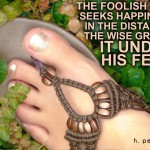The-foolish-man-seeks-happiness-in-the-distance-the-wise-grows-it-under-his-feet