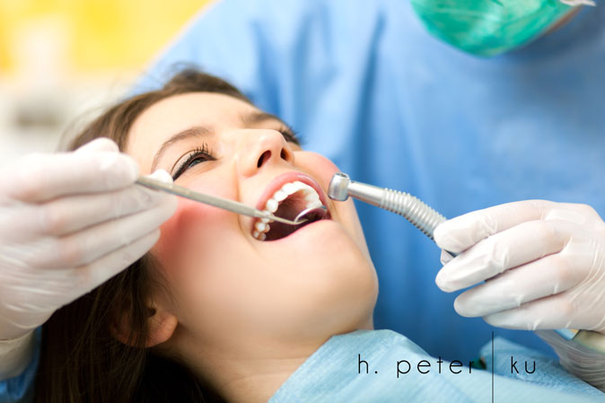 Endodontic Therapy aka Root Canal in Fort Worth Texas Dental Office