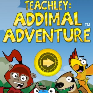 Teachley Addimal Adventure