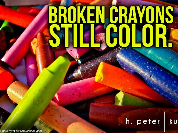 Broken Crayons Still Color Fort Worth Dentist 7th Street