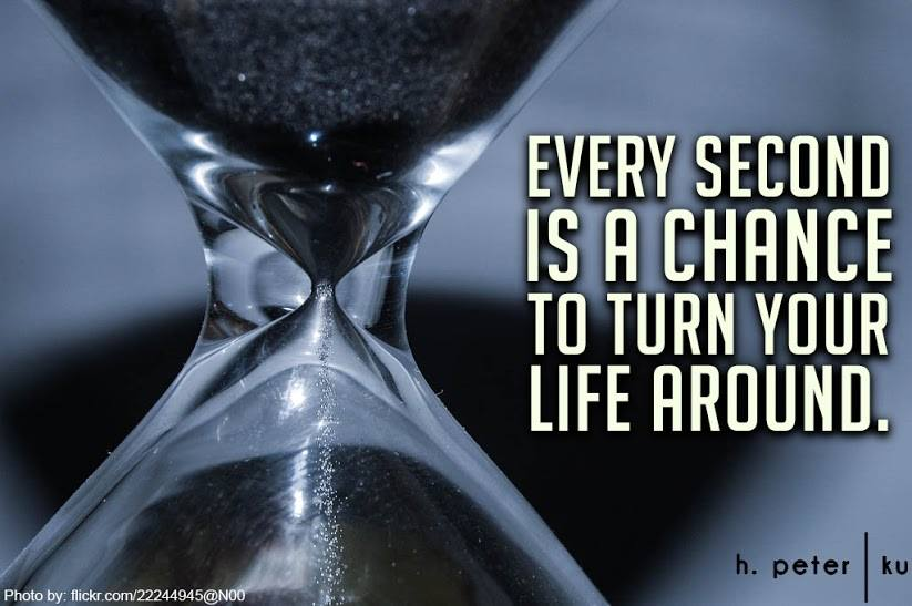 Every-second-is-a-chance-to-turn-your-life-around