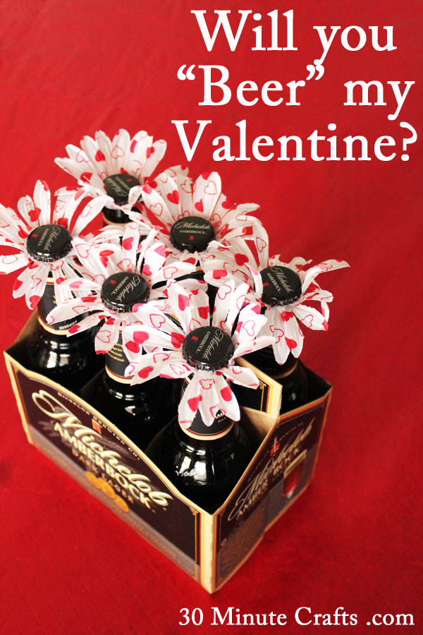Will-you-Beer-my-Valentine-30minutecraftscom