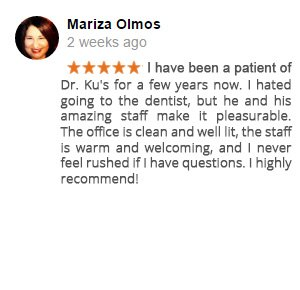 Ku-Google-Review-3Mariza Dental Implant Forth Worth