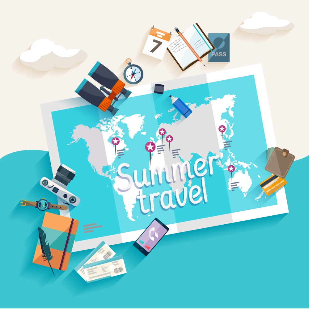 Tips for summer 2018 travel