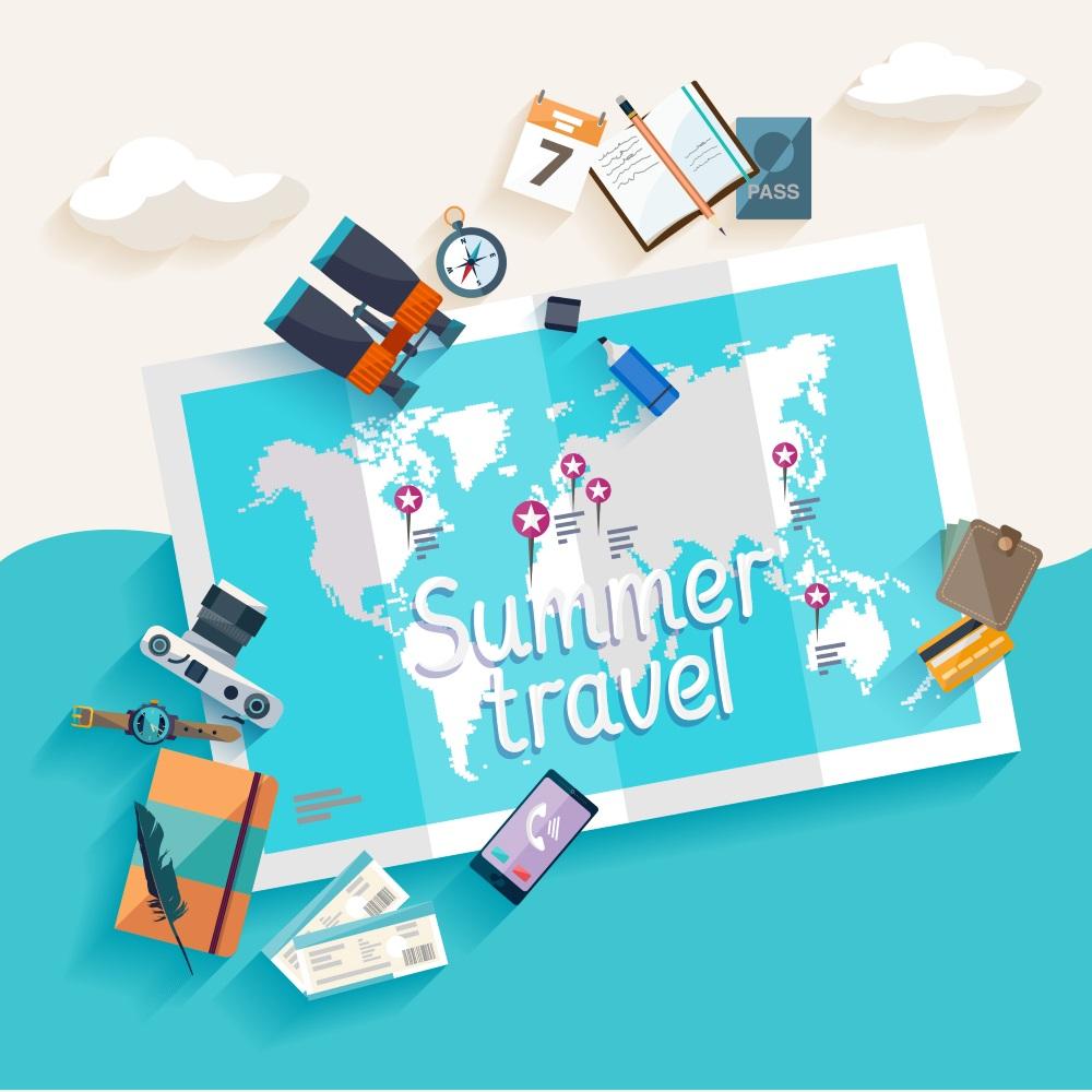 Tips for summer 2018 travel