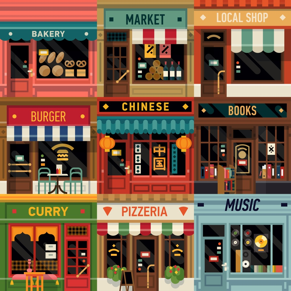 Must-Shop Local Stores