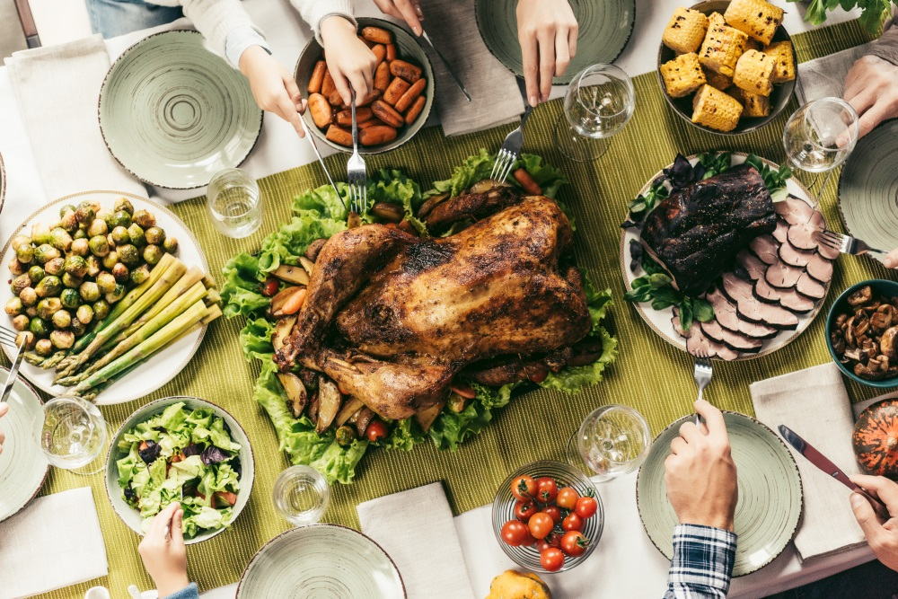 What we're thankful for this Thanksgiving 2018