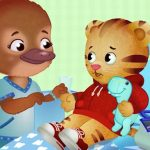If your kids haven't met Daniel Tiger, they can right now