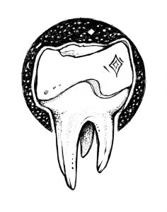 What you need to know about tooth tattoos