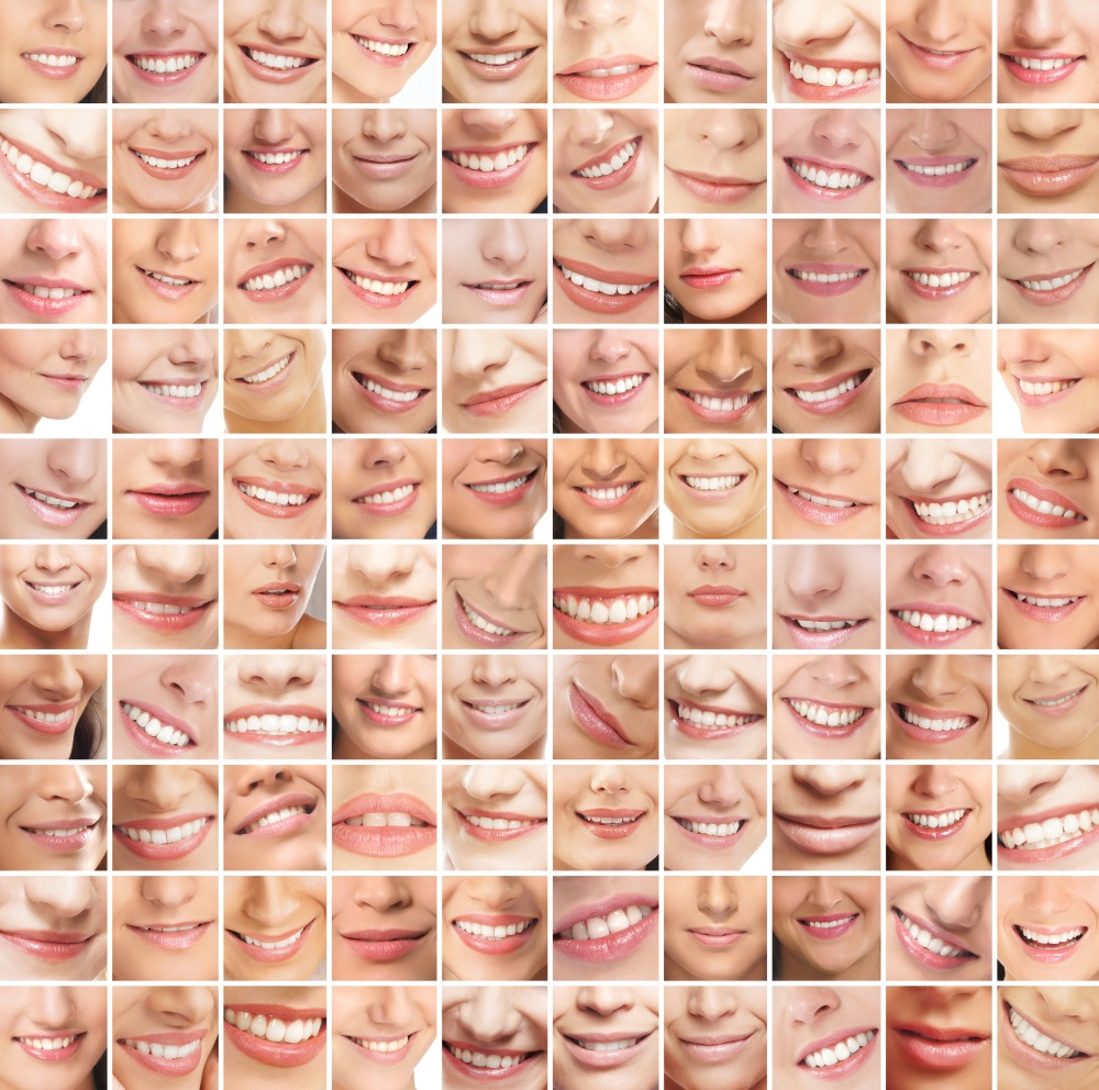 """What Different """"Kinds"""" of Smiles Do You Have?"""