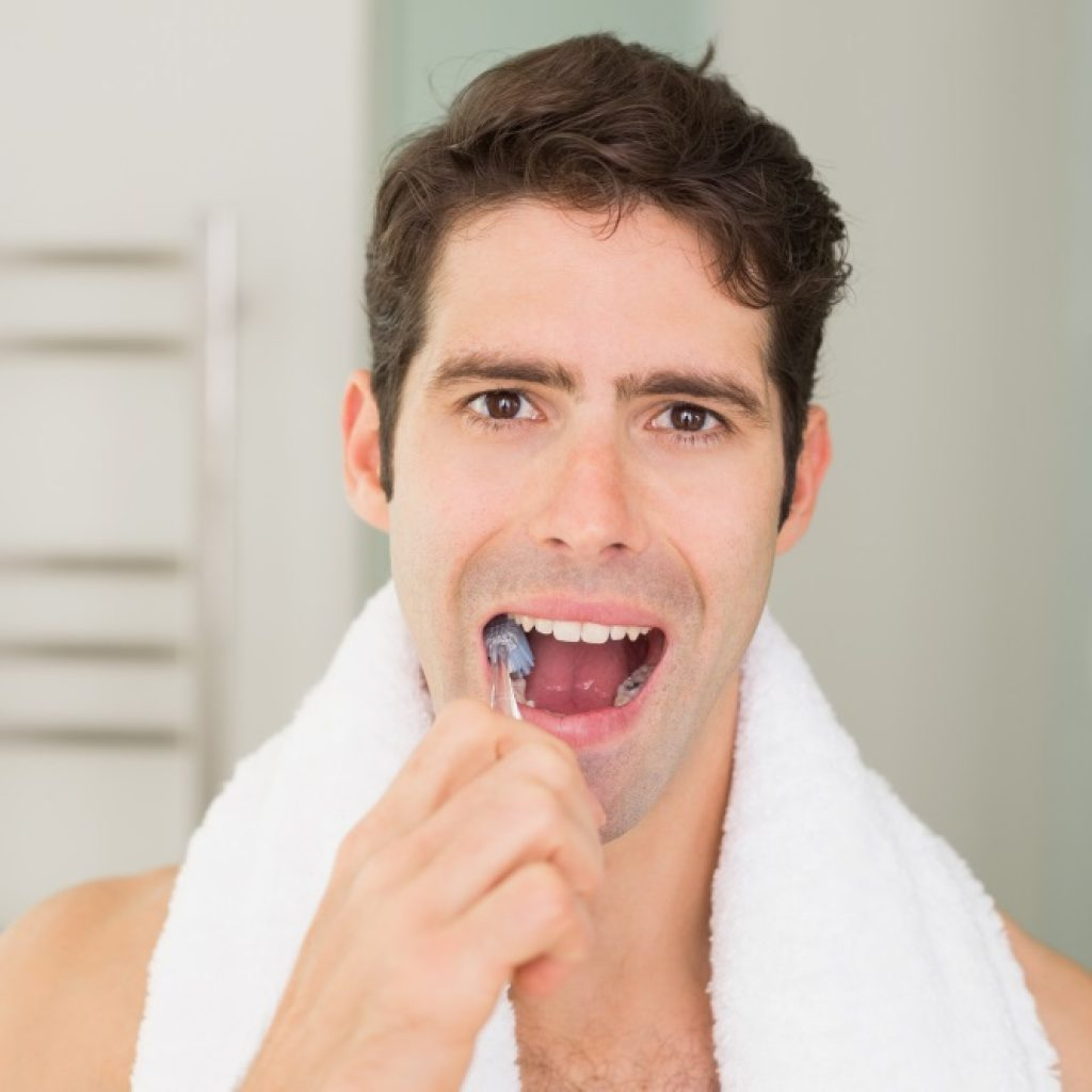 """What if you """"don't like"""" brushing your teeth?"""