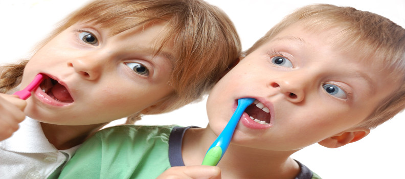 Eight Tricks to Get Your Kids to Brush Their Teeth
